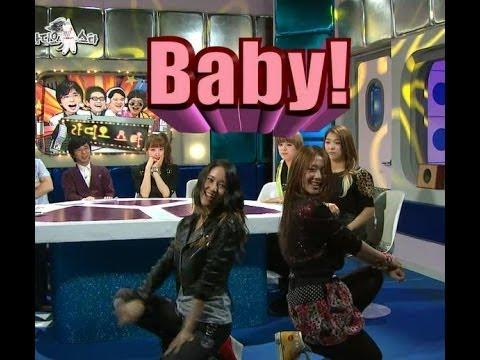 【TVPP】Sulli, Krystal(f(x)) - Dance, 설리, 크리스탈(에프엑스) - 춤 @ The Radio Star