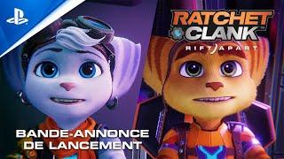 Ratchet & clank: rift apart :  bande-annonce