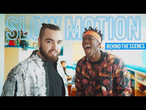 Slow Motion (Behind The Scenes) ft. KSI