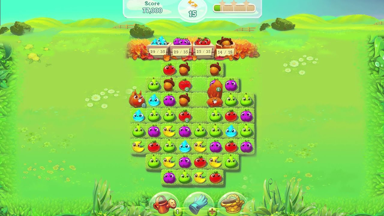 Play Farm Heroes Super Saga on pc 2