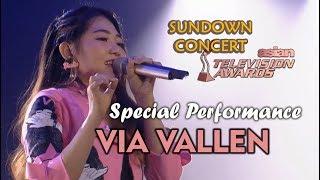 Via Vallen Full Segment Hari Kedua - 23rd Asian Television Awards 2019 (Sundown Concert)