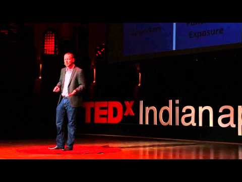 Networking is not working: Doug McColgin at TEDxIndianapolis