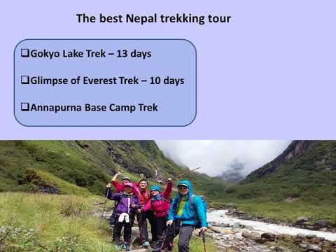 The best Nepal Tours Packages with trekking