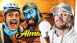 ALADDIN Official Trailer (German Alman) | Phil Laude | REACTION
