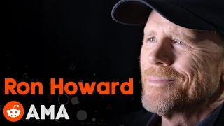 Ron Howard: Top AMA Answers