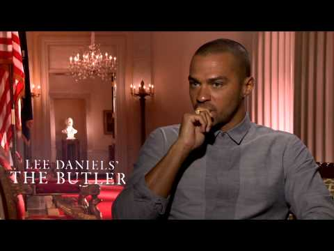 Jesse Williams Interview for The Butler
