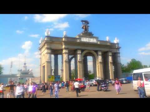Город 312 - Весенняя Москва