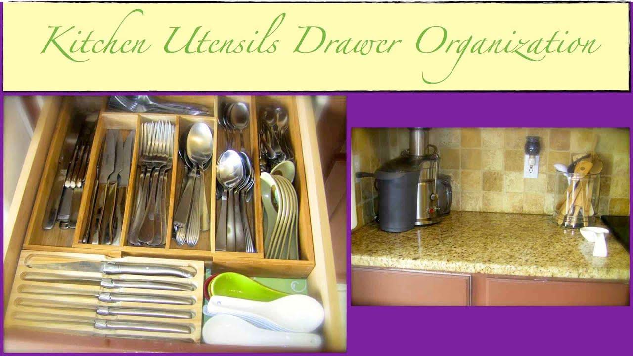 Kitchen Organization - Magazine cover