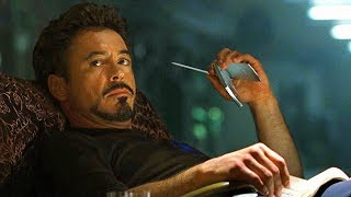 "Howard Stark ""My Greatest Creation... Is You"" (Scene) - Iron-Man 2 (2010) Movie CLIP HD"