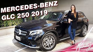 Mercedes-Benz GLC 250 Highway 2.0 turbo 4matic: suspensão dinâmica x  pneus run flat | Michelle J