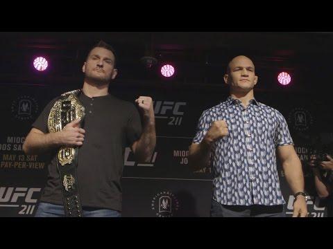 UFC 211: Spokojne twarzą w twarz Jędrzejczyk vs Andrade (+video)