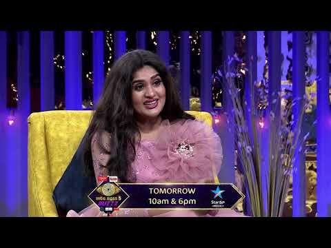 Priya interview with Ariyana Glory after Bigg Boss Telugu 5 elimination- promo