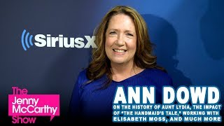 "Ann Dowd on Aunt Lydia, the impact of ""The Handmaid's Tale"" and Elisabeth Moss"