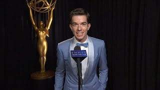 70th Emmys Thank You Cam: John Mulaney From Kid Gorgeous At Radio City