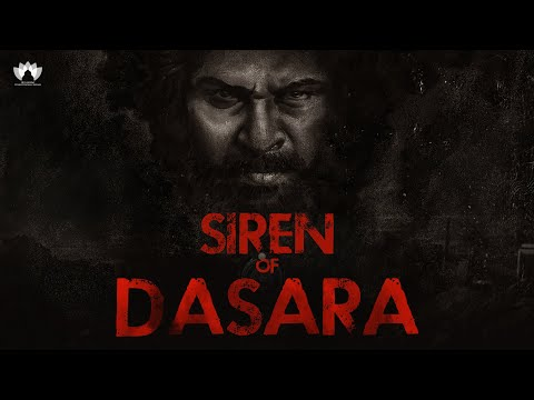 Nani's dialogue promo and first look in his next titled Dasara grabs eyeballs