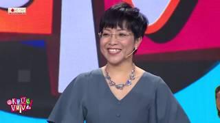 MC Thảo Vân không dám thay thế nhà báo Lại Văn Sâm | Ký Ức Vui Vẻ tập 5