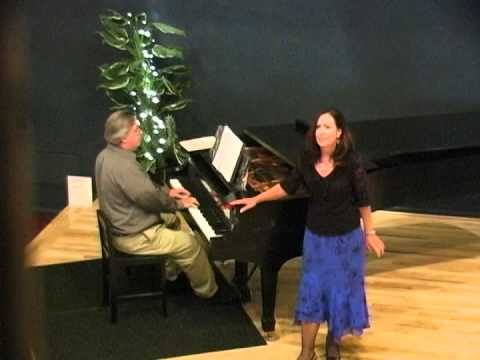 Dr. Stephanie Don Carlos Voice Recital www.stephaniedoncarlos.com