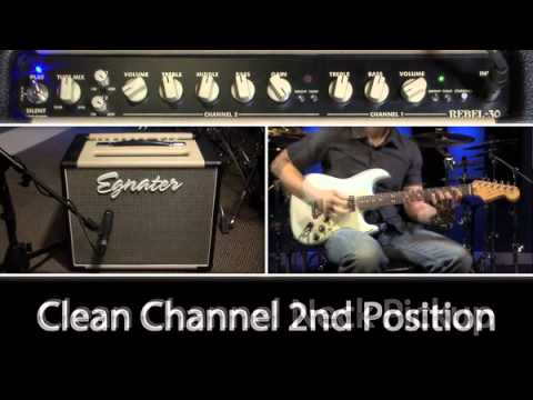 Egnater Rebel 30 Combo - Gear Review