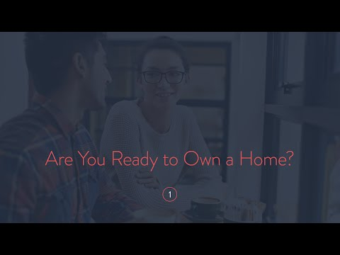 Are You Ready to Own a Home is the first of seven lessons in Framework's new online homebuyer course. Homebuyers navigate through all the steps in the homebuying journey, from deciding if you're ready to own a home to walking through your closing. Each lesson is accompanied by a motion graphics video introduction.