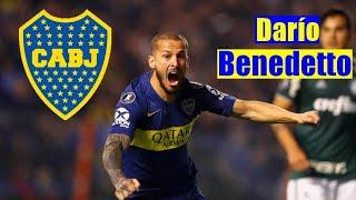 Darío Benedetto [Rap] Tormenta | Boca Juniors | Mejores Jugadas y Goles | Vuelta 2018 | HD1080p