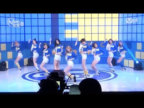 [MPD직캠] 트와이스 직캠 Cheer Up TWICE Fancam @엠카운트다운_160428