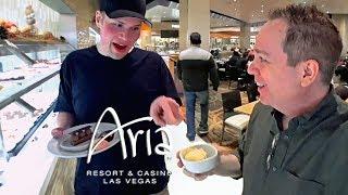 Aria Buffet Las Vegas FORBIDDEN RICE w/ Coolduder