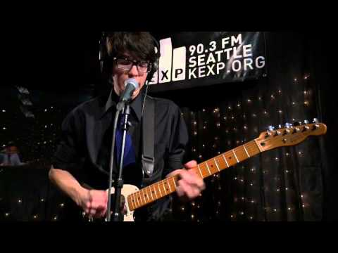 Car Seat Headrest - Something Soon (Live on KEXP)