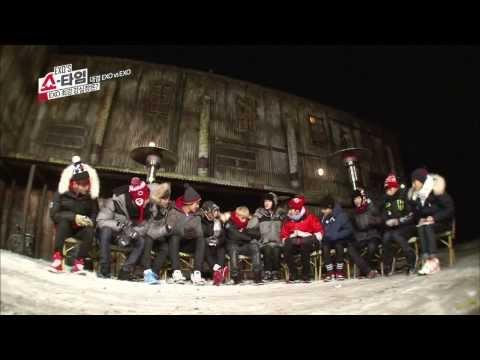 엑소의 쇼타임 - HD엑소의 쇼타임 10회 귀신의 집 VVIP 타오&세훈 EXO'S Showtime ep.10 TAO&SE HUN love Ghosthouse お化け屋敷