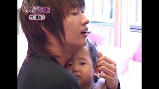 [Thaisub] We got married - Leeteuk Eunhyuk as babysister