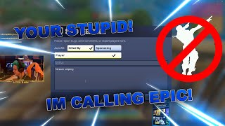 NINJA REPORTS ME! My side of the story!
