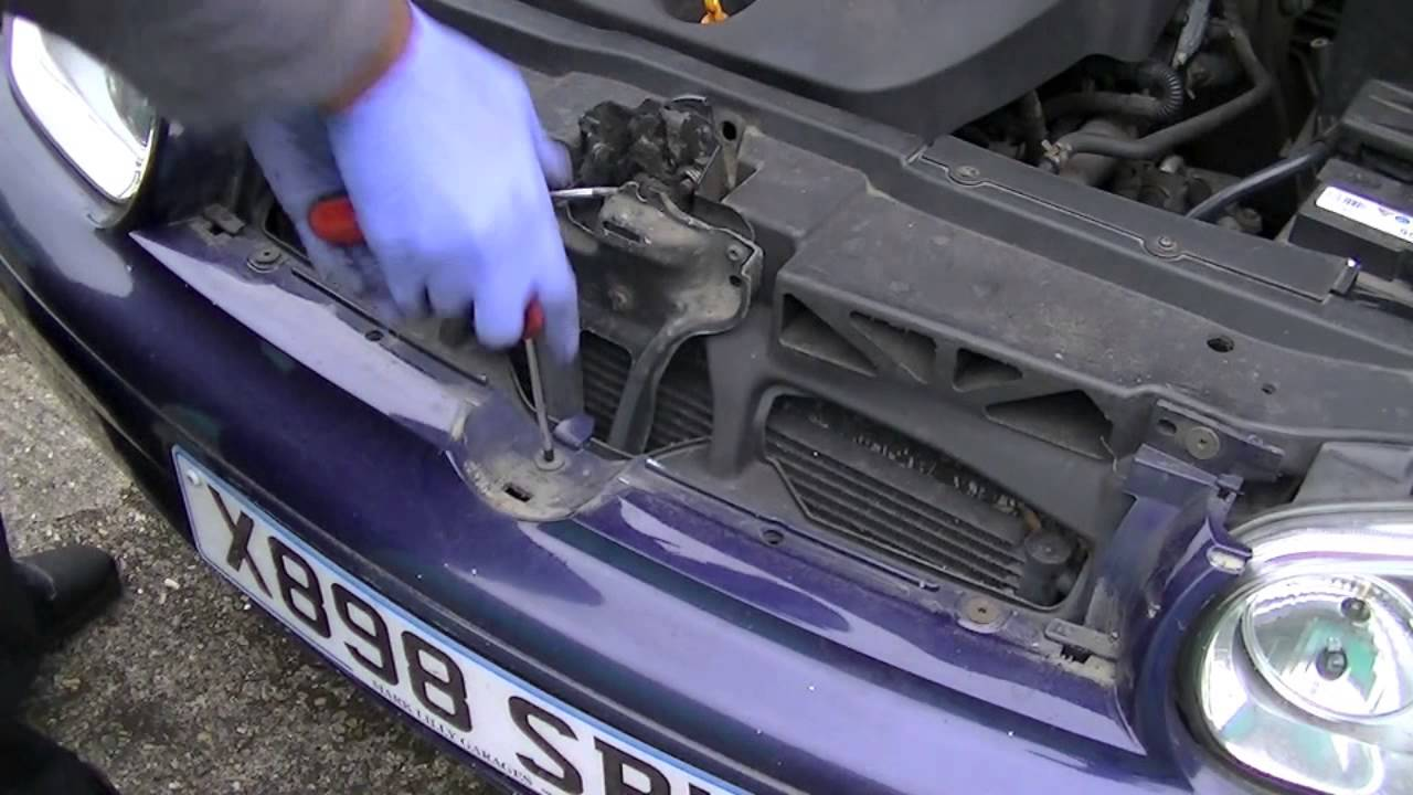 Vw Golf Front Bumper Removal 1998 2004 Simple Easy Steps