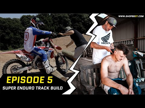 TOMMY SEARLE RIDES THE KECKS SUPER ENDURO TRACK - EPISODE 5