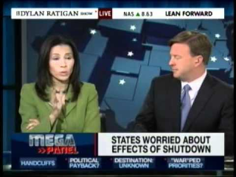 Jami Floyd on The Dylan Ratigan Show April 6 2011