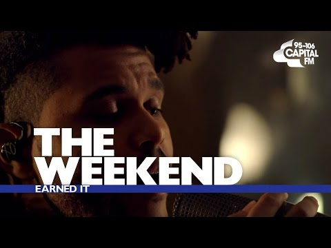 The Weeknd - 'Earned It' (Capital Session)