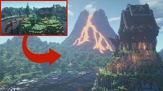 Transforming My Subscriber's Minecraft World