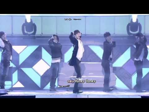 U-know Yunho 정윤호 - Honey Funny Bunny (CATCH ME in  Seoul) [eng + rom + hangul + karaoke sub]
