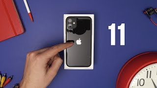 iPhone 11: Unboxing & First Impressions!