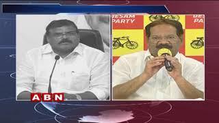 War Of Words Between Minister Botsa and Nakka Anand Babu..