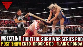 WWE Survivor Series 2018 Review, Full Show Results & Recap Highlights | Fightful Wrestling Podcast