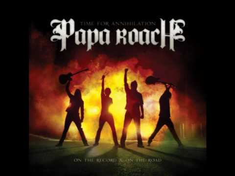 Papa Roach Time For Annihilation - Forever (Live)