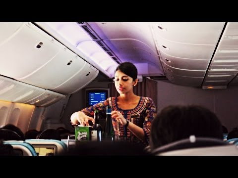 Singapore Airlines Flight Experience: SQ15 San Francisco (SFO) to Seoul (ICN)