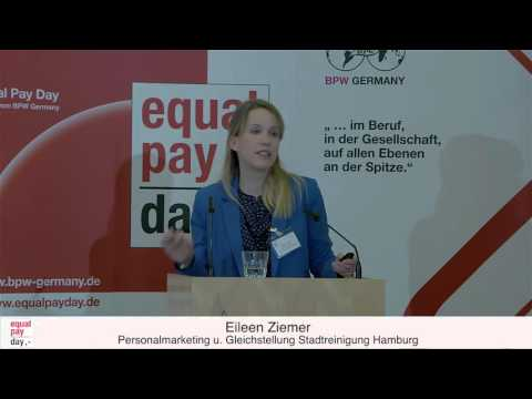 Eileen Ziemer | Equal Pay Day Forum am 10.11.2015 in Frankfurt am Main