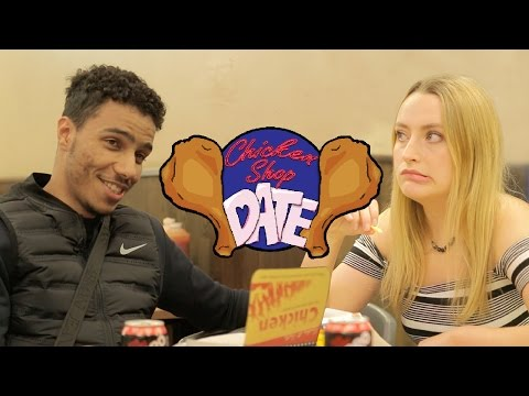 CHICKEN SHOP DATE WITH AJ TRACEY