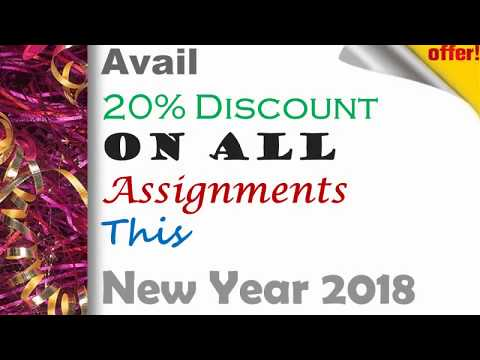 Find Discount Code To Get 20% Discount on All Assignments