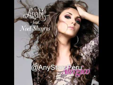 Baixar Alergico Anahi ft. Noel Schajris Version CD