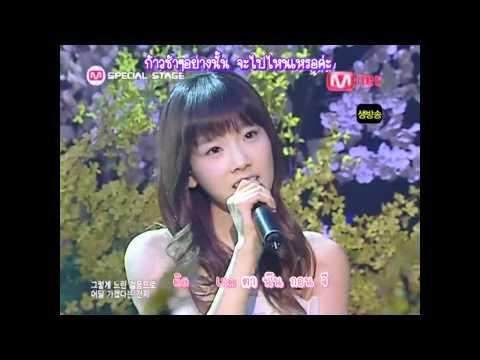 [THAISUB]Kangta-TaeYeon-SNSD-7989 [HD]720p