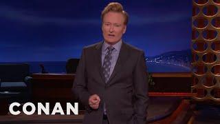 Conan Addresses The Las Vegas Shooting  - CONAN on TBS
