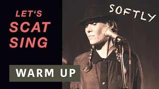 """Fun Jazz Vocal Exercise with Scat Syllables - """"Softly As In The Morning Sunrise"""""""