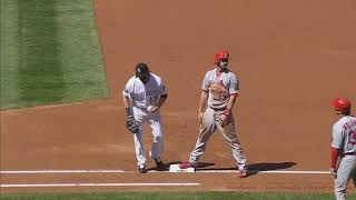 Greatest Trick Plays in Baseball History lol!!!!!!  YouTube 720p