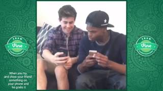 ALL KingBach Vine Compilation 2014 - 180 Vines w/ Titles | HD QUALITY
